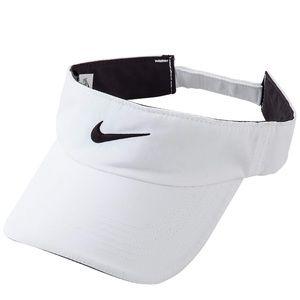Nike Tech Dri Fit Velcro Visor Hat, OS